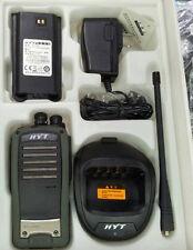 HYT TC-620 TC620 UHF Radio 5 Watt 16 Channel Two Way 2-way Radio