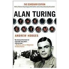 Alan Turing: The Enigma by Hodges, Andrew