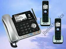 AT&T TL86109 2-LINE DECT 6.0 PHONE SYSTEM - BLUETOOTH - 2 CORDLESS - BRAND NEW