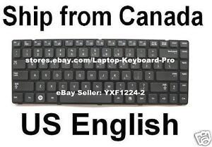 Keyboard for SAMSUNG R480 NP-R480 - US English