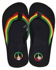 Rasta Slipper Footwear Jamaican Sandal-size 8.5~9(europe 42)