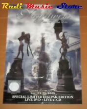 POSTER PROMO NIGHTWISH END OF AN ERA 84 X 59,5 cm NOcd dvd vhs lp live mc