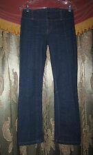 D&G, Dolce & Gabbana Jeans, Dark Wash, Straight Leg, NWOT, sz 28/42, Classic!