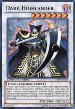 Dark Highlander (CT09-EN007) - Super Rare - Near Mint