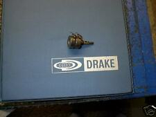 Drake TR-7 ganged mic/carrier gain control