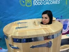 CEDAR SPA BARREL Body Rejuvenation&Relax