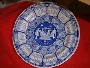 Spode Archive Plate Series--U.K Unused