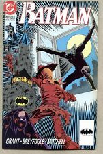 Batman #457-1990 nm- 1st Tim Drake as Robin for good 1st new costume Scarecrow