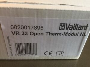 Vaillant 0020017895 VR33 Opentherm Module Interface