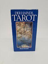 Der Haindl Tarot - Knaur Esoterik - 78 Tarotkarten Deck 1988 Vintage