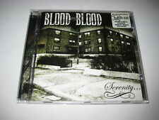 CD - Blood For Blood - Serenity... - Punk