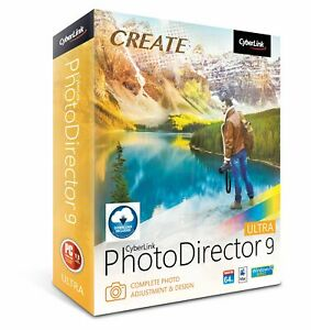 Cyberlink PhotoDirector 9 Ultra: Complete Photo Editor For Travel Landscapes ...
