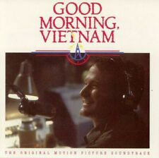 Various Artists - Good Morning, Vietnam #3397 (1988, Cd)
