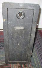 ARCADE REDEMPTION COIN-OP DELTRONIC TICKET DOOR W/ TICKET BIN / HOPPER 16X7, GUC