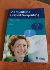 Die mündliche Heilpraktikerprüfung von Arpana Tjard Holler (Taschenbuch)