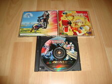 LUNAR THE SILVER STAR BY GAME ARTS FOR SEGA MEGA-CD MADE IN JAPAN USED