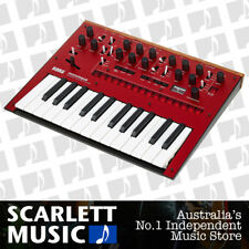 Korg Monologue 25 Note Monophonic Synthesizer Red *BRAND NEW*