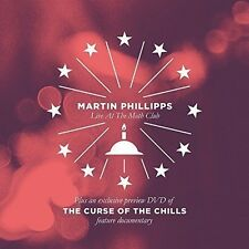 Martin Phillips - Curse Of The Chills / Martin Phillipps Live At The [New CD] Wi
