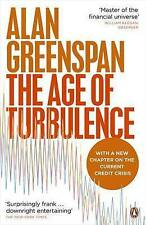 The Age of Turbulence: Adventures in a New World, Greenspan, Alan, Very Good Boo