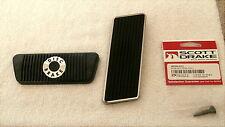 1968 Ford Mustang Disc Brake, Accelerator Pedal Pad Kit  PD #3