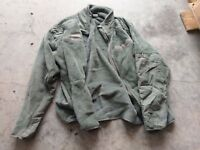 Foliage Green ECWCS Gen III Level 3 Polar Fleece Jacket Medium Long Good
