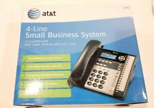 At&T 1070 Corded Four-Line Small Business Telephone Caller Id New Factory Sealed