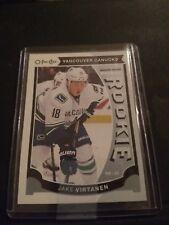 Jake Vittanen Rookie Card