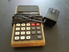 Casio Fx-110 Scientific Calculator With Adapter