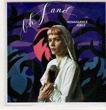 (EP393) Oh Land, Renaissance Girls - 2013 DJ CD