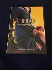 ALL THINGS FAIR DVD BO WIDERBERG