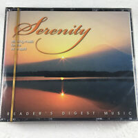 Reader's Digest SERENITY Relaxing Music for the Inner Spirit (4 CDs,2000) NEW
