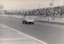 #53 RENE BONNET AEROJET LM6 BELTOISE LE MANS 24 HOURS 1963 ORIGINAL PERIOD PHOTO