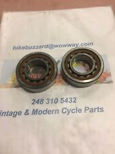 KTM 420 495 Crank ROLLER Bearings SET -  Style used by KTM Today - NEW!