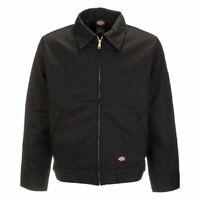 DIckies Eisenhower Insulated Motorbike Motorcycle Textile Jacket Black