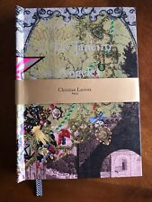 Christian Lacroix VOYAGE II Travel Journal, 7 x 10 Inches 102 Ruled Pages #01074