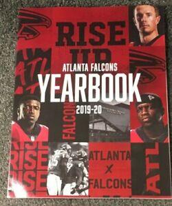 2019 ATLANTA FALCONS YEARBOOK MATT RYAN JULIO JONES CALVIN RIDLEY NEW