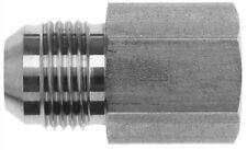 "2405-08-06 Hydraulic Fitting 1/2"" Male JIC X 3/8"" Female NPT Pipe  C5255"