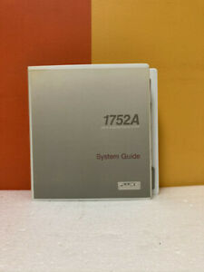 Fluke 1752A Data Acquisition System System Guide