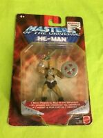 "Rare Collectible Masters of the Universe 2.75"" He-Man Figure Mattel 2002 Sealed"