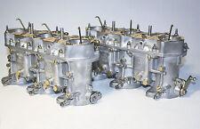 Weber Doppelvergaser richtig bedüsen u.a. Porsche 911, VW Golf, NSU, Alfa Romeo
