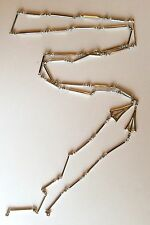 Original Dior lariat silver-tone costume necklace, late 1990s