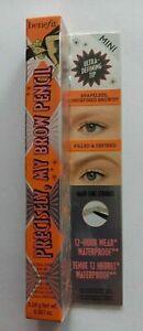Benefit precisely my brow defining liner mini 0.04g Various choose shade bnib