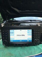 Mercedes W203 C-Klasse Navi Navigation Comand NTG 2 BE7095 TOP
