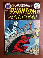 The Phantom Stranger #30 (1974) 7.0 FN DC Key Issue Comic Bronze Age Horror Book