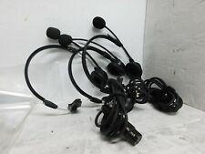 1 Telex PH-88 Lightweight Intercom Headset 4-pin female XLR