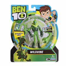 Ben 10 WILDVINE Figure New Playmates
