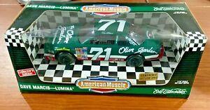 Ertl 1995 1/18 Dave Marcus Olive Garden Chevy Lumina 471 of 2502