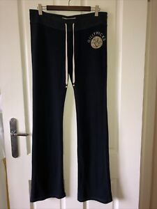 🌼 Gilly Hicks Sweat Pants M Navy Long Flare