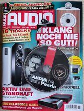 Zeitschrift Audio; 11/2021, aktuelle Ausgabe, inkl. CD
