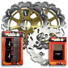 Suzuki F+R Brake Rotor + Pads GSXR 600 [97-03] GSXR 750 [00-03] TL1000 S [97-01]